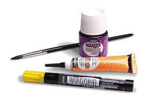 Vitrea 160 Glass Paints